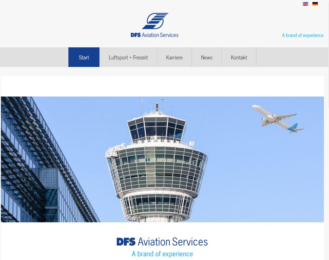 Dfs Aviation Service in Langen / in Arbeit